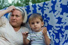 Бабуля и племяша