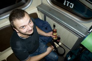 Тоха Делает Бирюлевский коктейль