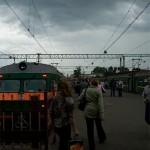 Лениградский вокзал